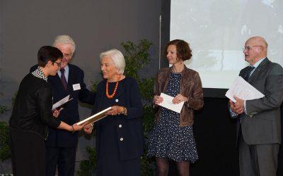 Proclamation Prix Reine Paola pour l'Enseignement 2019